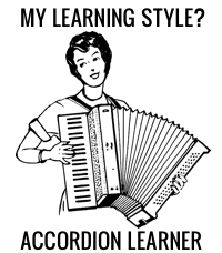 The rare and neglected accordion learner