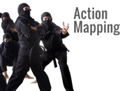 Action mapping slideshow