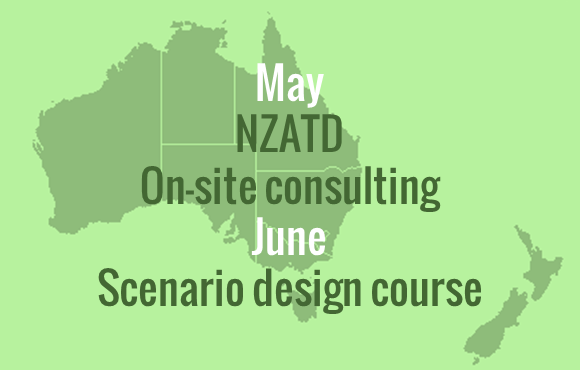 Conference and consulting in New Zealand