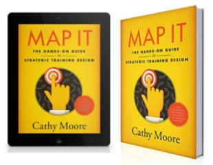 Elearning example: Branching scenario – Cathy Moore
