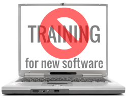 Software training really required?